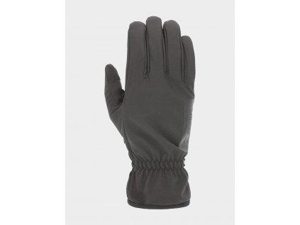 Softshellové rukavice 4F REU108 Černé