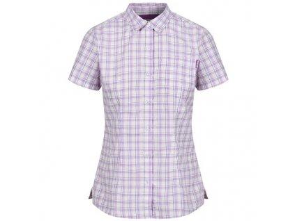 Dámská košile RWS087 REGATTA Mindano III Fialová