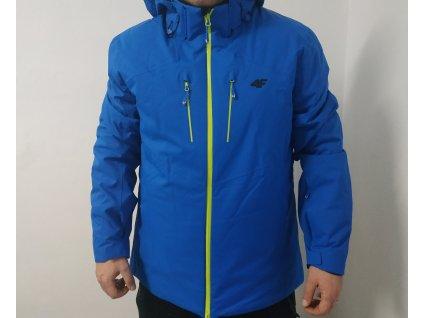 Pánská lyžařská bunda 4F KUMN153 Modrá