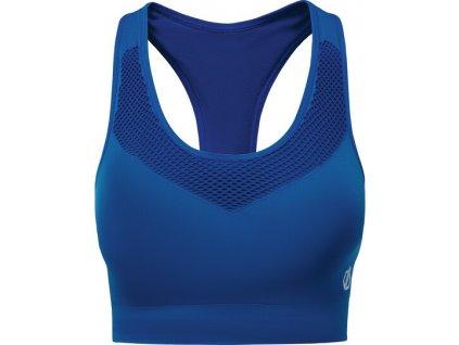 Dámská sportovní podprsenka DARE2B DWU354 Dont Sweat It Bra Modrá