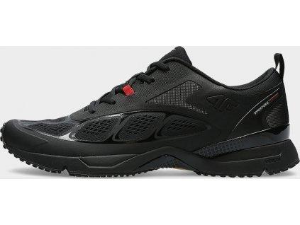 Pánská běžecká obuv 4F OBMS101 Černá