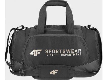 Sportovní taška 2v1 4F TPU212 Černá