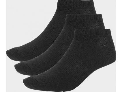 Dámské ponožky Outhorn SOD600A Černé