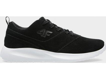 Dámská vycházková obuv 4F OBDL201 Černá