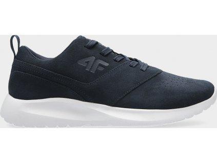 Dámská vycházková obuv 4F OBDL201 Tmavě modrá