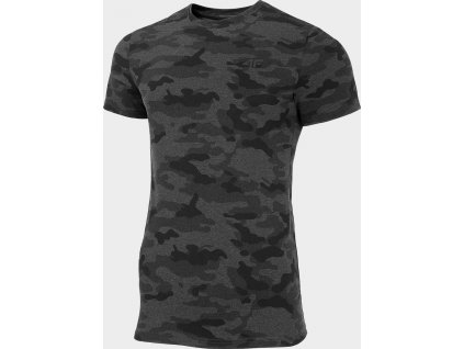 Pánské tričko 4F TSM300M Černé