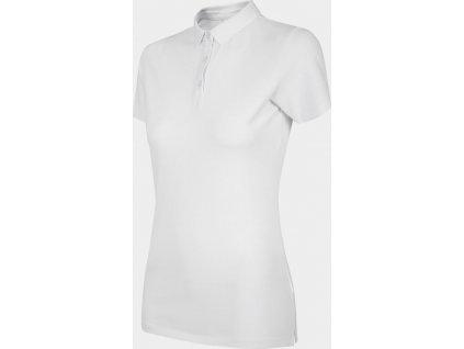 Dámské polo tričko Outhorn TSD622 Bílé