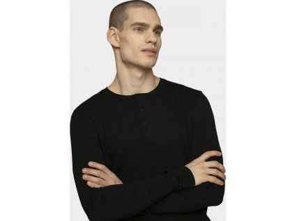 Pánské tričko Outhorn TSML600 Černé