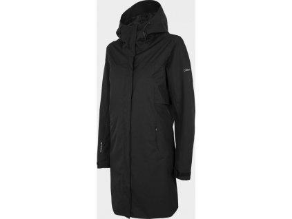 Dámský kabát OuthornKUDT602 Černá