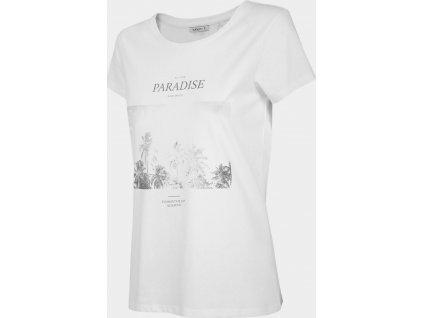 Dámské tričko Outhorn TSD604 Bílé