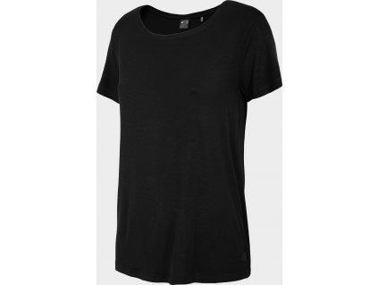 Dámské tričko 4F TSD307 Černé