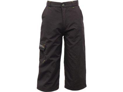 Dětské šortky Regatta Warlock II Capri Ash šedé
