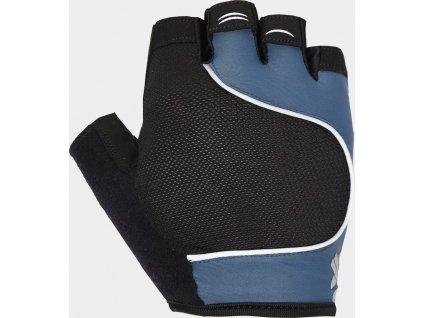 Unisex cyklistické rukvice 4F RRU204 Čierne