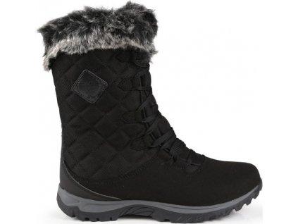 Dámské zimní boty Regatta Ldy Newley Thermo 3MX hnědé