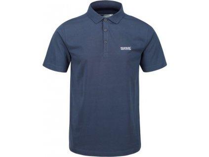 Pánské polo tričko Regatta Sinton 8PQ modré