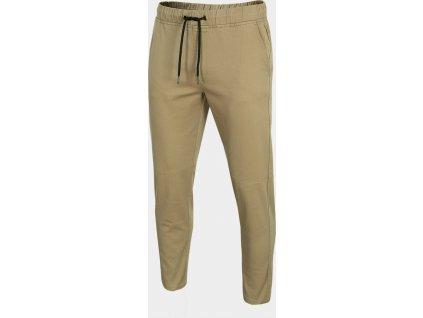 Pánske mestské nohavice Outhorn SPMC600 Khaki