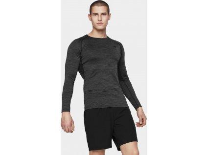 Pánske tréningové tričko 4F TSMLF002 multifarebné