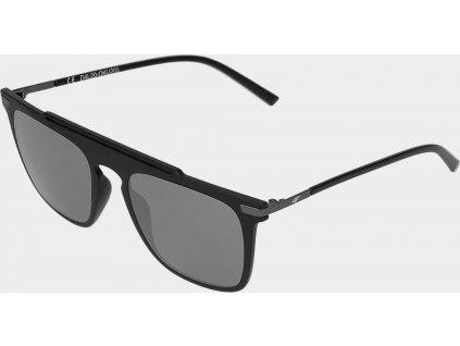 Slnečné okuliare 4F OKU203 Čierne