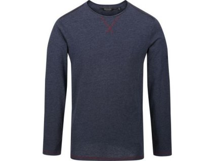 Pánské tričko Regatta Karter II 540 tmavo modré