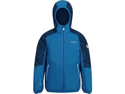 Detská zimná bunda Regatta RKP229 Volcanics IV Modrá