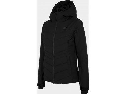 Dámská lyžařská bunda 4F KUDN201 čierná