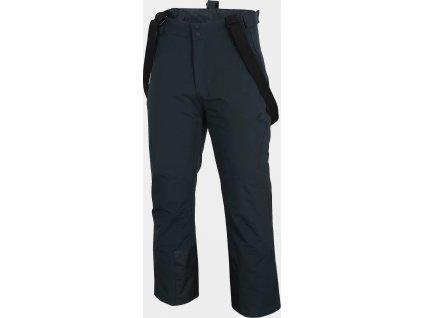 Pánske lyžiarske nohavice 4F SPMN254 Tmavomodré