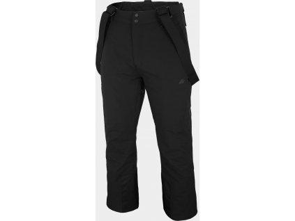 Pánske lyžiarske nohavice 4F SPMN254 Čierne
