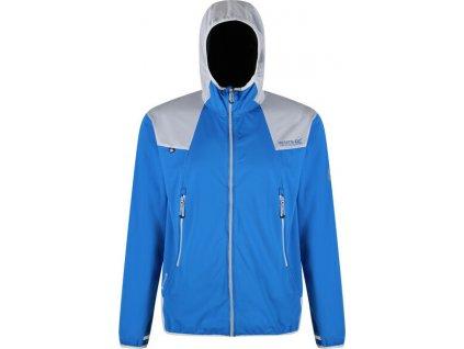 Pánska softshellová bunda Regatta RML150 Static IV Modrá