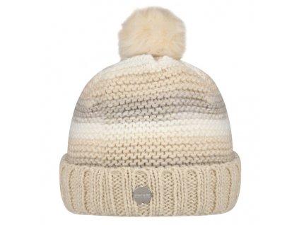 Dámská čepice Regatta Frosty Hat IV 045 Bílá