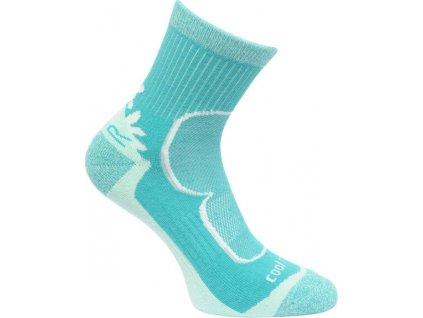 Dámske ponožky Regatta RWH031 W Active LS 2 ks