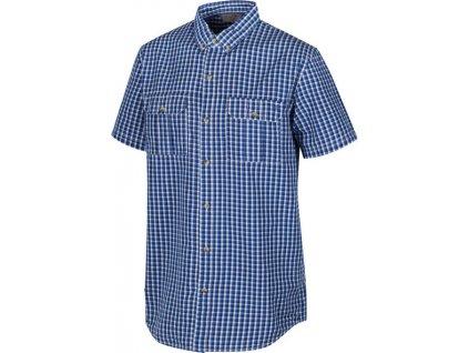 Pánska košeľa Regatta RMS104 Rainor 015 Modrá