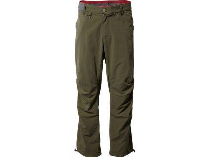 Pánske nohavice Craghoppers CMJ426R NL Elbrus Trs 7PF Khaki