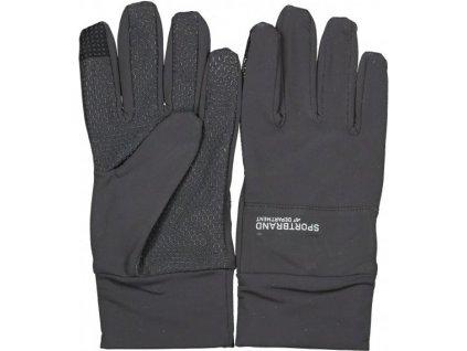 Športové rukavice 4F REU207 Sivé