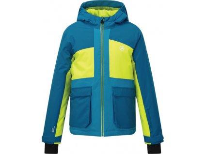 Detská lyžřaská bunda Dare2B DKP382 Esteem Jacket PV2 Modrá