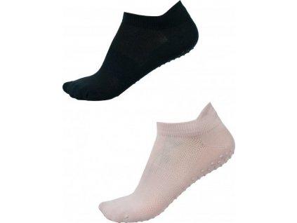 Dámske ponožky 4F (2 páry) SOD209 Ružové