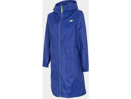 Dámsky kabát 4F KUDC002 Modrý