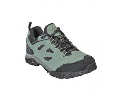 Dámská treková obuv Regatta Holcombe IEP Low HZA světle zelená