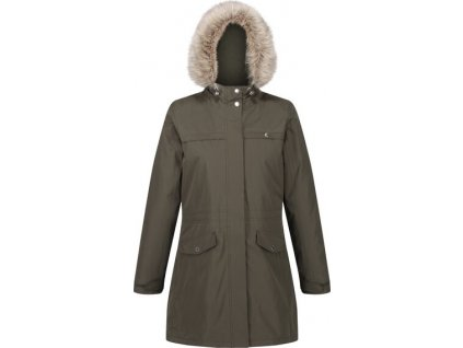 Dámsky kabát Regatta RWP302 Serleenou II 41C khaki