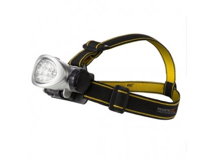 Čelovka Regatta RCE069 10 LED Headtorch Black Sealgr