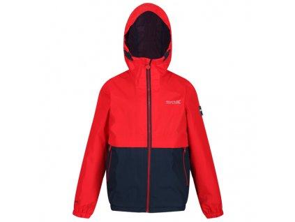 Dětská bunda Regatta RKW238 Haskel SV2 červená 03