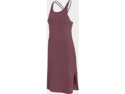 Dámske šaty 4F SUDD013 Burgund