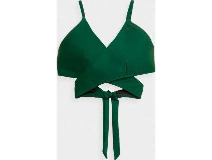 Dámske plavky (vrchná časť) KOS003G zelenej