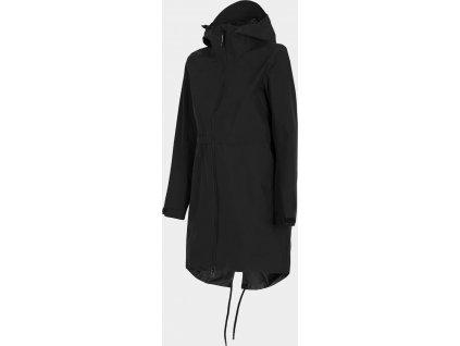 Dámska bunda 4F KUD003 čierna