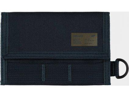 Peňaženka 4F PRT001 tmavo modrá