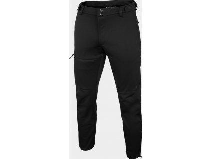 Pánske outdoorové nohavice 4F SPMT202 čierne