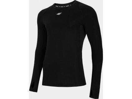 Pánske bežecké tričko 4F TSMLF012 čierne