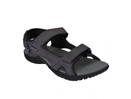 Pánské sandály Regatta RMF331 Haris 8EI šedé