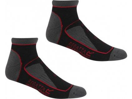 Dámske ponožky Regatta RWH04 LdySamarisTrailSk N39