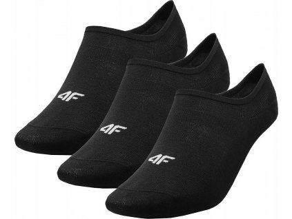 Dámske ponožky 4F SOD007 čierne