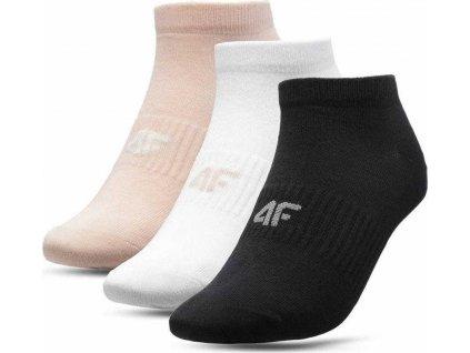 Dámske ponožky 4F SOD008 tri farby